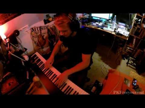 Rise Against-Swing life away Piano cover