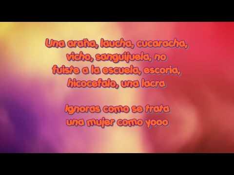 El estupido letra Los Papis ra7 & Janeth Guadalupe