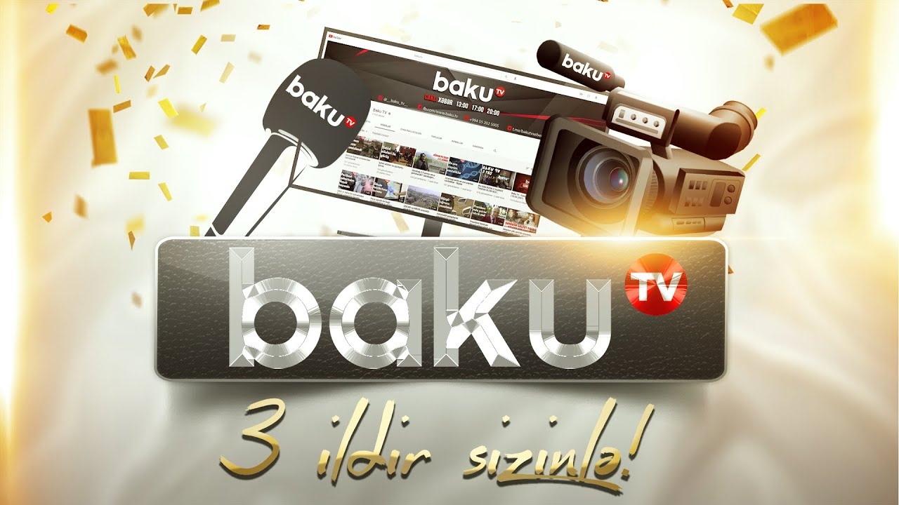 Baku TV 3 İLDİR SİZİNLƏ