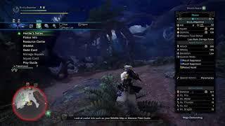 Monster Hunter Iceburne ( Glav and Narga )