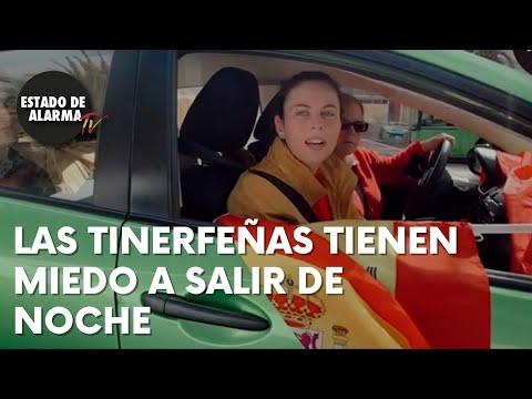 ¡PÁNICO en TENERIFE por la INSEGURIDAD causada por ILEGALES! TINERFEÑAS con MIEDO a salir de noche