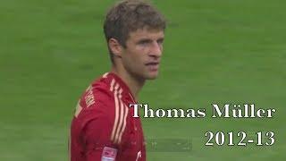 Thomas Müller Compilation | Bayern München 2012-13