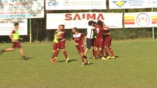 Eccellenza Girone B Play-out Antella-Badesse dts 2-1