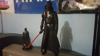 Physically Assaulted By A Woman Over A 25 Cent Darth Vader