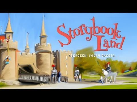 Storybook Land 2017, Aberdeen, South Dakota