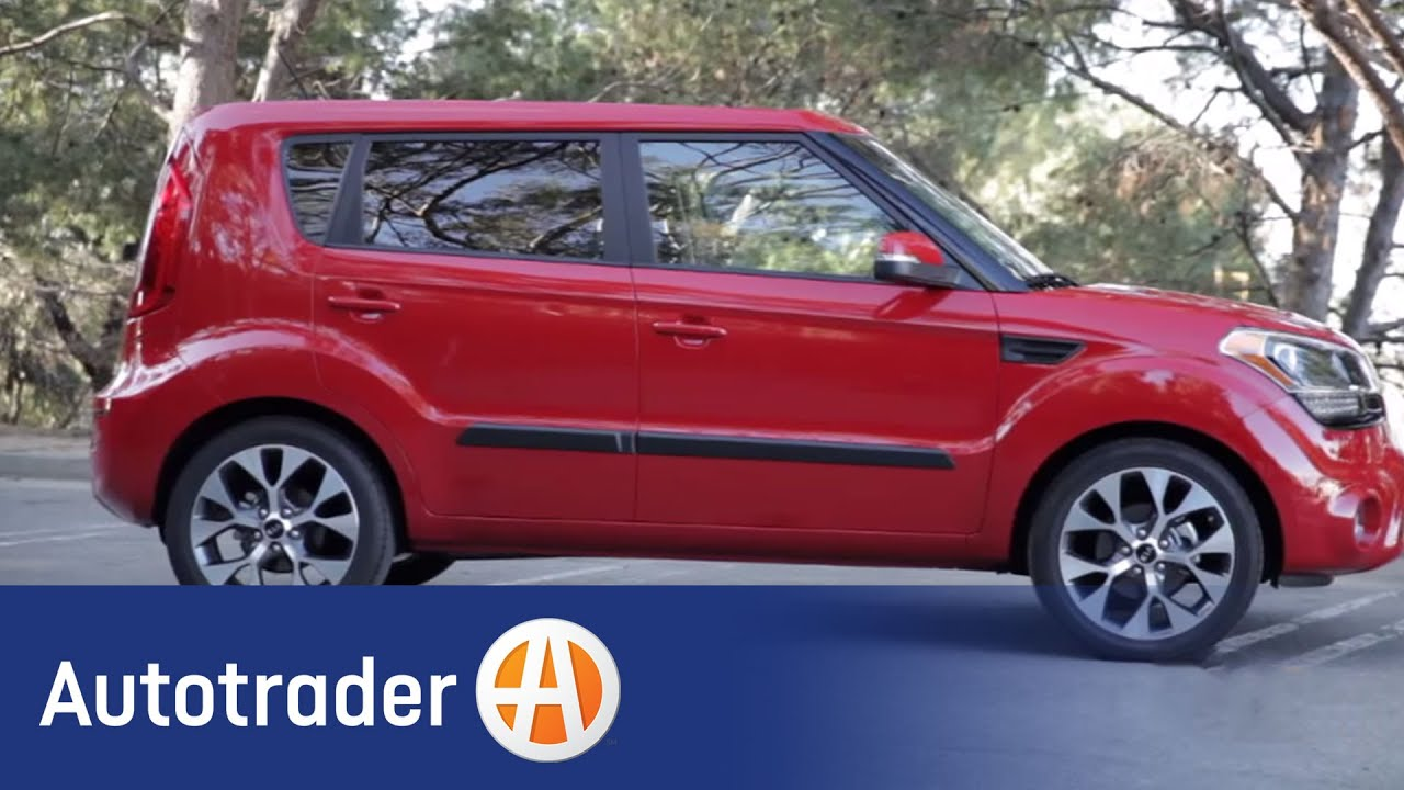 2013 Kia Soul   Wagon | New Car Review | AutoTrader