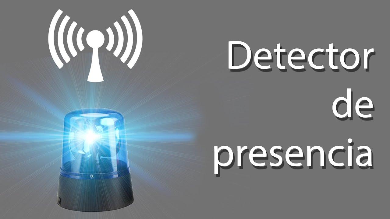detector de presencia f cil y diy 100 casero youtube