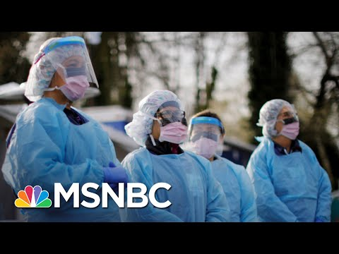 Strained Health Care Workers Plead For Americans To Wear Masks | The 11th Hour | MSNBC