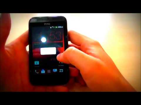 HTC Desire 200: First Look