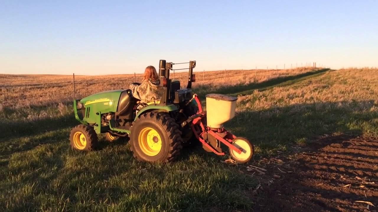 My little farmer girl - YouTube