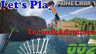 Let's Play TechnikAdventure #002 Sinnlose Folge [German] [HD]