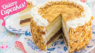 TARTA SAN MARCOS | Extra esponjosa | Quiero Cupcakes!