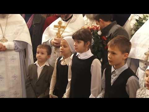 Освящение храма прп. Серафима Саровского в г. Невинномысске