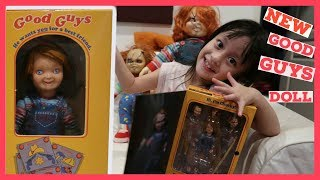 New Rare Neca Chucky Doll Review! (Must Watch)