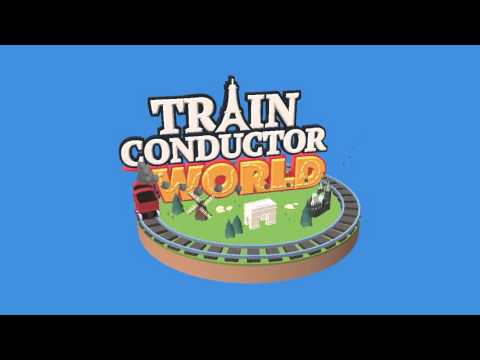 Train Conductor World Gameplay HD iOS / Android
