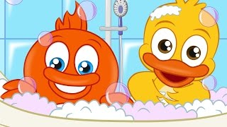 Sevimli Dostlar ile  Bıcı Bıcı banyo şarkısı - Bebek Şarkıları Çocuk Şarkıları 2017