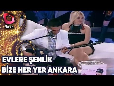 Evlere Şenlik- Bize Her Yer Ankara