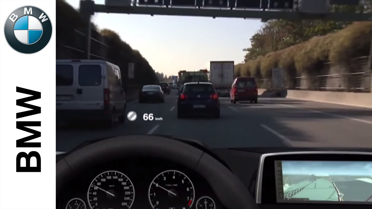 bmw innovaties head up display youtube. Black Bedroom Furniture Sets. Home Design Ideas