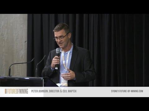 Peter Johnson - Future of Mining Sydney 2018