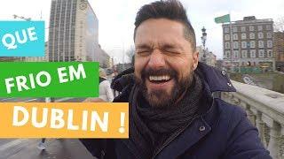 Como é o INVERNO em DUBLIN? | Irlanda
