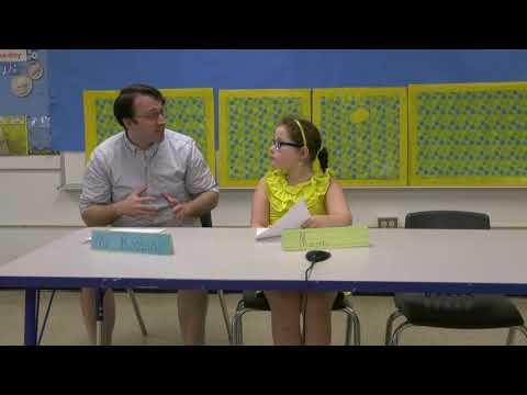 Abington Beaver Brook Elementary School 2nd Grade Interviews - 7/25/18