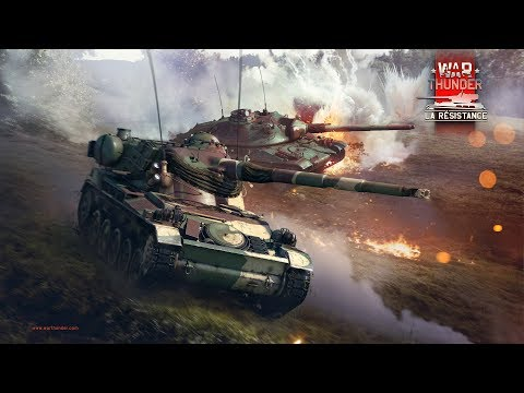 [ENG] War Thunder - TASKS and AMX 30 1972 runs with TYT Darkstar96