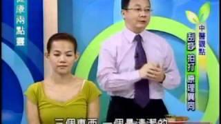 『拍打功治痠痛有效嗎?』5之1 TVBS健康兩點靈 20100709 全衡診所