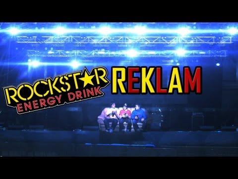 Rockstar Energy Drink Commercial