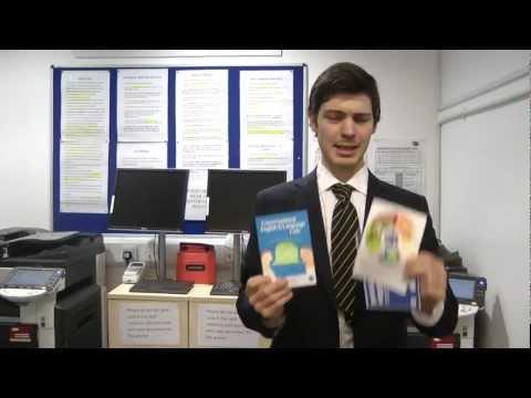 SRC Elections 2013: VP Activities - Mark Edge