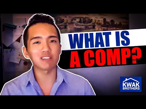 1 Min. Real Estate Investing Tip! - What is a COMP?