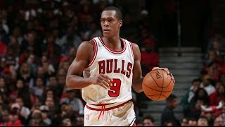 Rajon Rondo Leads The Bulls To a 118-108 Win Against The Reigning Champs