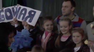 Папа и Я - спортивные друзья (Школа №6 1А, г. Дружковка) (08.12.2015)