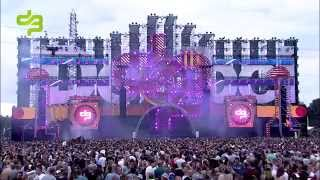 Decibel outdoor festival 2014 - Ran-D DJ set