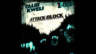 Talib Kweli & Z-Trip - Fly Away (Mixtape version)