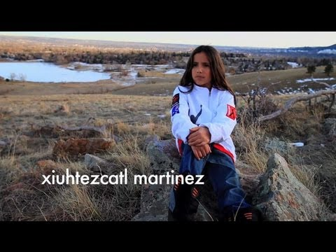 TRUST Colorado: 11 year-old Xiuhtezcatl Shows Us the Effects of Climate Change to His Community