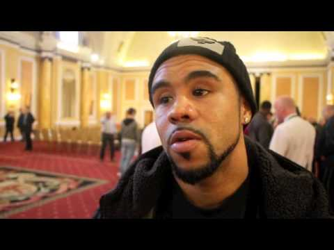 RENDALL MUNROE - 'I BELIEVE I AM GOING TO BECOME WORLD CHAMPION' - INTERVIEW @ RELOADED PRESS CONF.