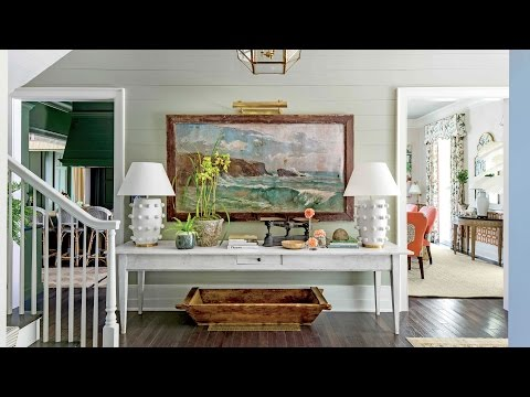 Tips For A Cozy Study Southern Living Youtube