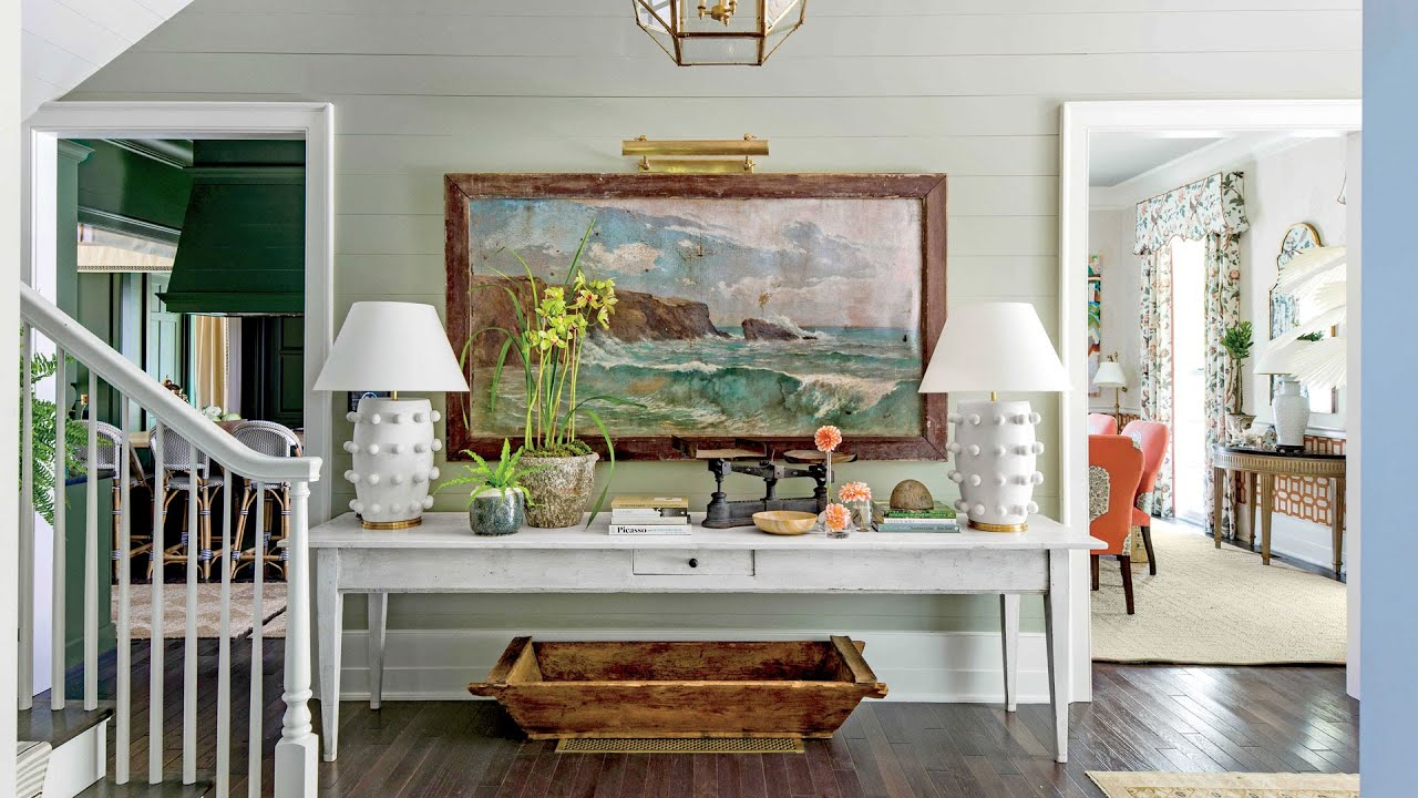 Genial 2016 Idea House Tour | Southern Living   YouTube