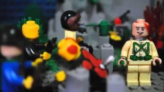 Лего сталкер 3 я серияГоп стоп или ключ карта