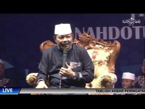 Ceramah Kh. Abdurahman Madinah Maulid dan isra mi'raj nabi muhammad SAW 2018
