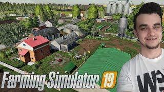 "Farming Simulator 19 ""Sprawdzanie Map"" #9 ㋡ Wielkopolska Map ✔ MafiaSolecTeam"