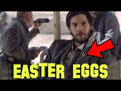 Westworld Easter Eggs & Symbolism 🏇  Season 2 Theories