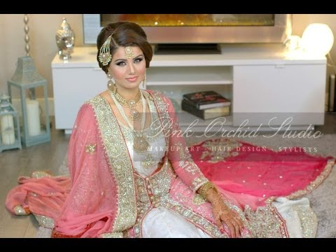 IndianBollywoodSouth Asian Bridal Makeup Start To