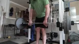 Barbell curl...again. 275x5  Better angle thumbnail