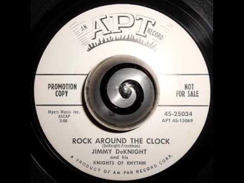 JIMMY DeKNIGHT And His KNIGHTS OF RHYTHM   ROCK AROUND THE CLOCK (APT)