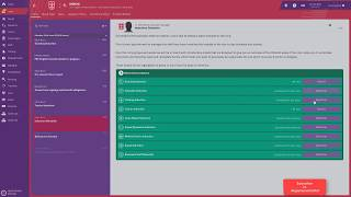 Football Manager 2019 Gameplay (PC game)