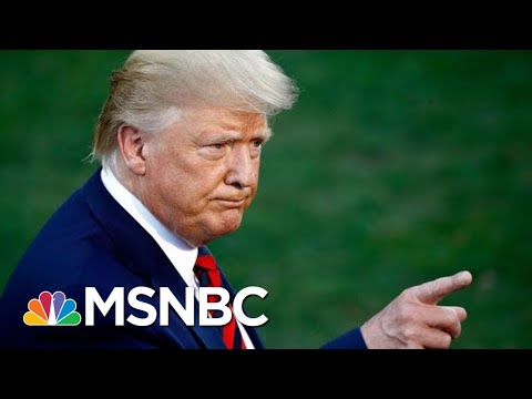 NYT: Whistleblower Complaint Said To Involve Multiple Acts By Trump | Velshi & Ruhle | MSNBC
