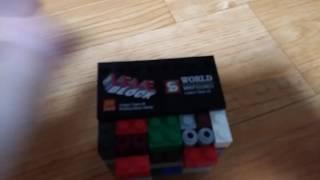 레고 음료수 뽑기기계1