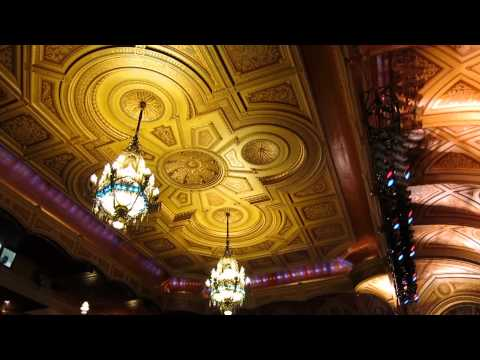 Inside the Orpheum Theatre,  Downtown Los Angeles, California