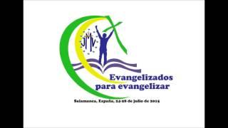 ¡EVANGELIZAR  AL  MUNDO! (LOGO E HIMNO AG15)